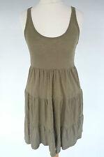 H&M Cotton Round Neck Dresses Mini