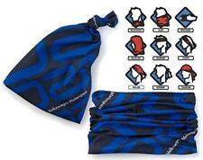 NEW GENUINE VOLKSWAGEN MOTORSPORT BUFF HAT TUBE SCARF