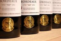 15 Flaschen 2019er Château Jaquet de la Grave, Gold Gilbert & Gaillard,WF 96/100
