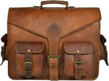 Bag Leather Shoulder Men Messenger S Briefcase Satchel Laptop Business Handbag15