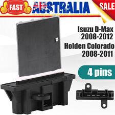 4 pins Blower Motor Heater Fan Resistor for Holden Colorado Isuzu D-Max 08-11 AU