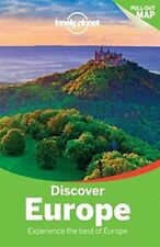 Lonely Planet Discover Europe (Travel Guide) By Lonely Planet, Catherine Le Nev