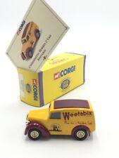 morris z weetabix1/43 corgi camions d'antan n37/50 boite certif proch du neuf