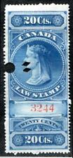 Canada FSC2 20c Law revenue