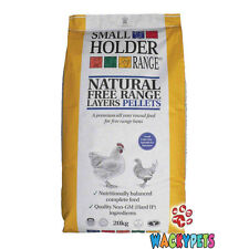 Allen & Page Natural Free Range Layers Pellets 20kg (AP040)