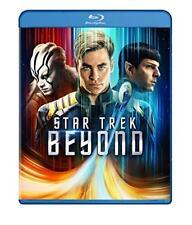 Star Trek Beyond With Digital Copy Blu-ray Kirk Spock McCoy 50th Enterprise 2016