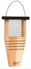New listing Nature'S Way Tail-Prop Suet Feeder Bird Feeder Woodpecker Feeder Cedar =
