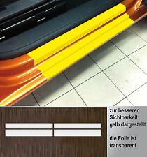 Lackschutzfolie transparent Einstiege Türen für VW Caddy 4, 2-Türer, ab 2015