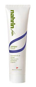 Nahrin Juniper Cream - 100ml -  (Muscle warming cream)