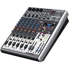 Behringer Xenyx X1204 Premium USB Analogue 12 Input 2/2 Bus Studio Mixer