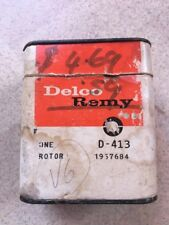 Buick Oldsmobile Rotor Cap Delco Remy D-413 NOS In Box