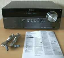 REFURBISHED VINTAGE 2009 SONY CMT-MX500i Hi-Fi 120 Watt DAB TUNER AMP ONLY