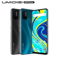 "UMIDIGI A7 Pro 4GB+64GB /128GB Smartphone 6.3"" Globle Unlocked 2SIM Android 10"