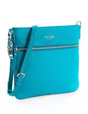 Kate Spade NY Cobble Hill RARE AQUA BLUE Ellen Cross Body Handbag swing bag