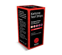 NEW HIGHEST ACCURACY 200 Ketone Test Strips Urine Ketosis Atkins Ketogenesis