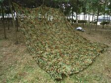 16x10ft Woodland Camouflage Camo Net Netting Camping Military Hunting Shade