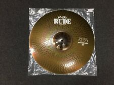 "Paiste 22"" RUDE Reign Dave Lombardo Power Ride Cymbal"
