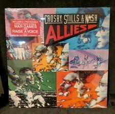 Crosby, Stills & Nash Allies 1983 Atlantic 7 800 75-1 Sealed Cut Out