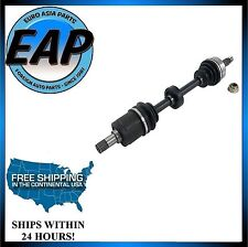 For 04-08 Acura TSX 2.4 K24A2 Front Left CV Axle Shaft NEW