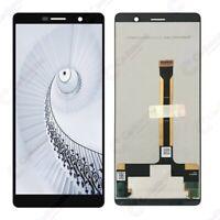 Pour NOKIA 7 plus Nokia 7+ TA-1046 LCD Affichage Écran Tactile Assemblée Noir H2