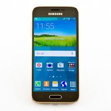 Samsung Galaxy S5 Mini G800F 16GB gold Android Smartphone LTE