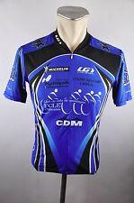 Louis Garneau radtrikot Cycling Jersey maglia rueda camiseta bike talla s p/s 015