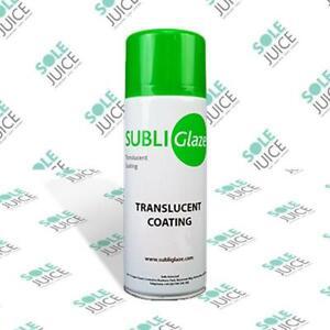 Subli Glaze Translucent White Coating