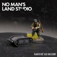 Pro Painted 28mm Bolt Action german pioneer w/ Goliath remote mine Ww2