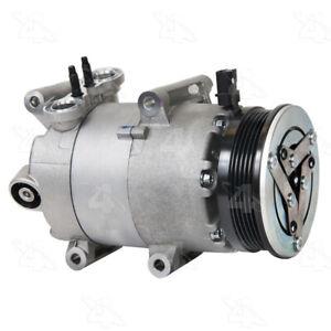 A/C Compressor-New Compressor 4 Seasons 98323