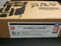 Autobot Lancer Transformers Generations War Cybertron Deluxe Class WFC-GS05 New