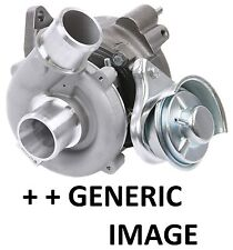 Car Engine Turbocharger Replacement Part Turbo Charger - OE Quality 781504-5007S