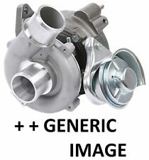 Car Engine Turbocharger Replacement Part Turbo Charger - Turbojetzt 0900-18-69