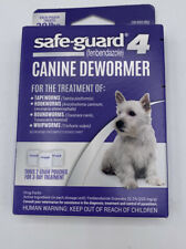 8-In-1 Safe-Guard 4 Canine Dewormer For Medium Dogs, 3-Day Treatment, 2 gram