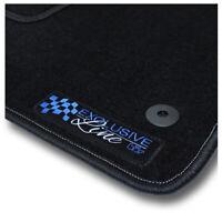 Auto-Fußmatten Exclusiv Black für Hyundai Tucson TL ab 2015 Autoteppiche