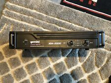 New ListingGemini Xga-2000 Professional Audio Power Amplifier 2000W Rack Pa Amp Xga2000