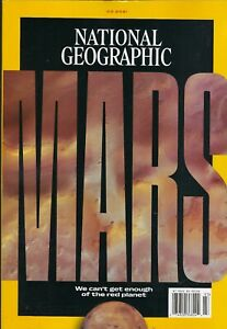 National Geographic  March 2021   MARS