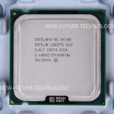 Intel Core 2 Duo E4700 (HH80557PG0642M) SLALT CPU 800/2.6 GHz LGA 775 100% Work
