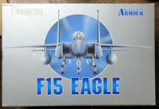 F15 Eagle Armour 1:48 Scale Metal Aircraft Fighter Jet F-15 US Air Force NIB