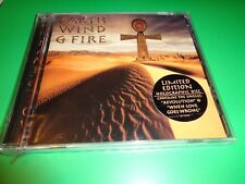 In the Name of Love by Earth, Wind & Fire (CD,1997, Pyramid/Rhino) NEW CUT OUT