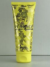 VERSACE YELLOW DIAMOND 3.4 OZ PERFUMED BODY LOTION NEW UNBOX