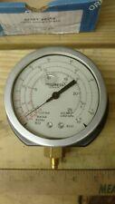 NIB! TEMPRESS Denmark pressure gauge 0-25 bar