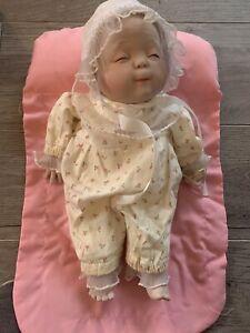 Ashton Drake Lullaby & Goodnight Soft Bodied Doll