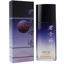 Yves Saint Laurent Opium Homme Poesie de Chine 100 ml EDT d´Orient Spray YSL