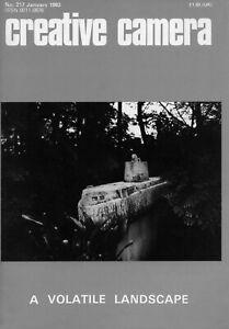 Ian Hamilton Finlay: Creative Camera 217, 1983 (portfolio & Stephen Bann text)