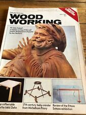 Practical Woodworking Magazines In English For Sale Ebay