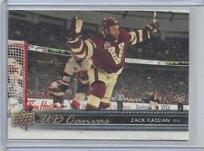 2014-15 ZACK KASSIAN UPPER DECK CANVAS PARALLEL #C-82