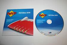 Treiber CD für Fritz!Box 3370: Schnelles WLAN und Internet Art.Nr.:2000 2478