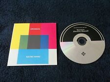 Promo CD, OPOSSOM (Kody Nielson, Mint Chicks) - Electric Hawaii, 10 Tracks, 2012