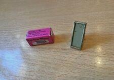 Rare ancienne bague miroir pour rouge à lèvres dans sa petite boite, 1960 - 1970