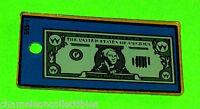 MILLIONARIE By WILLIAMS 1997 ORIGINAL NOS PINBALL MACHINE PLASTIC PROMO KEYCHAIN